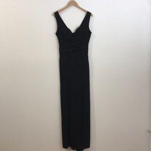 Black Evening Gown- NEVER WORN